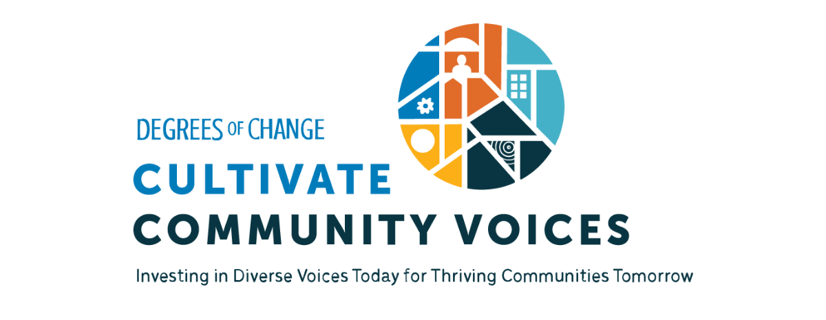 Cultivate Community Voices